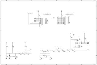 mk2回路図(16M系クロック)