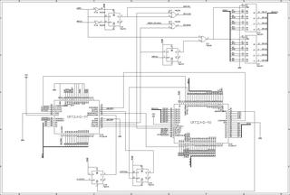 66回路図(CRTコントローラ)