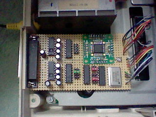RS232Cボード1表