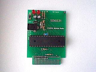 SD6031表