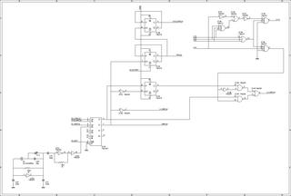 mk2回路図(14M系クロック)
