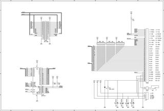 66回路図(CPU/拡張コネクタ)