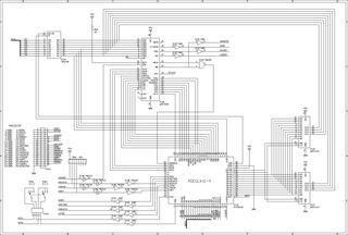 66回路図(FDDコントローラ)