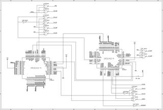 66回路図(メモリ、I/Oコントローラ)