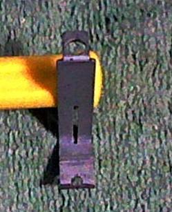 金属板支え金具