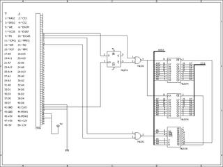 VSYNC検出回路例