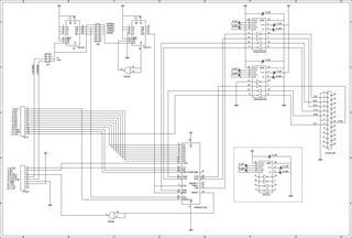 RS232C回路図