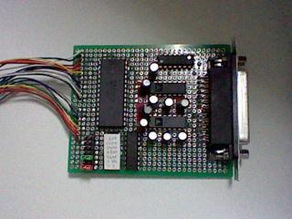 RS232Cボード表