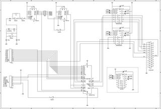 RS232C回路図(SR用)